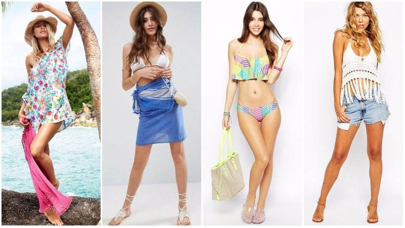 How Should You Keep Your Dress The Day of Your Beach Time